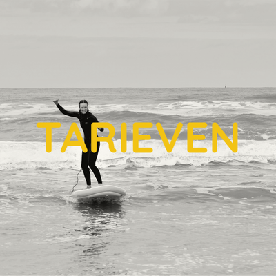 Tarieven Inside Out Sports