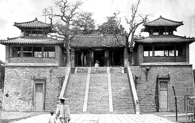 Tsinan - Daming Temple