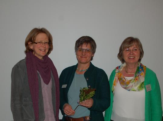Kerstin Gissel, Ulrike Tubbe-Neuberg, Marlene Grafe-Schröder