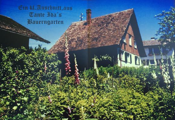 Tante Idas Bauerngarten