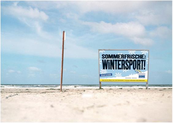 18/1-Plakat an den norddeutschen Küstenregionen.