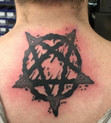 Stern-Tattoo