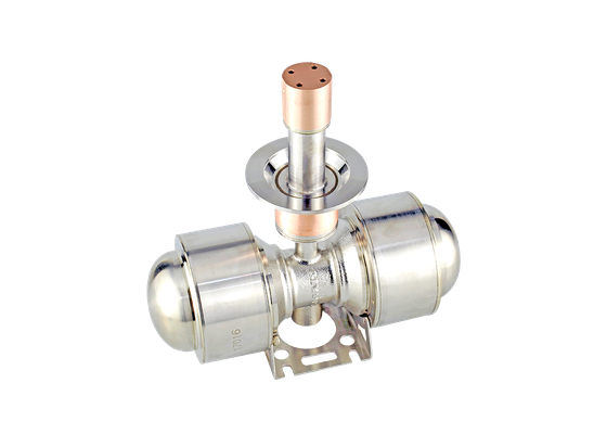 TC4189 integrates a gas-bearing linear pressure-wave-generator with a pulse tube cold finger. It is optimized for applications where the efficiency is one of key concerns.