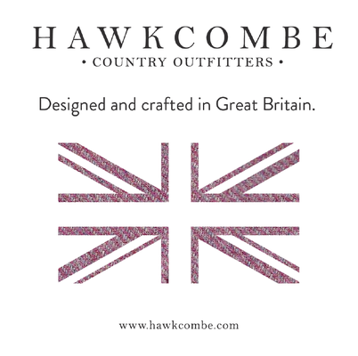 Great Britain Flag in tweed, Social Media Graphics created by Design By Pie, Freelance graphic designer, North Devon