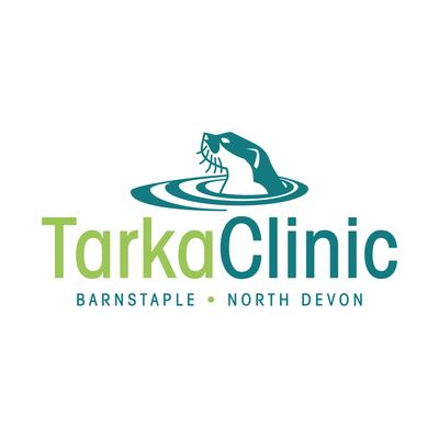 Tarka Clinic logo design by Design By Pie, Freelance Graphic Designer, North Devon
