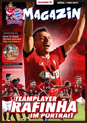 Cover KidsClub Magazin 19
