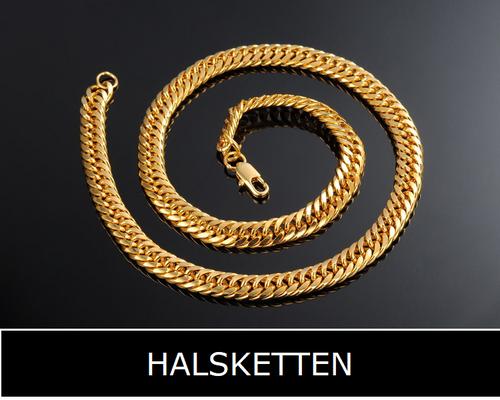 Halsketten für Männer / Herrenhalsketten