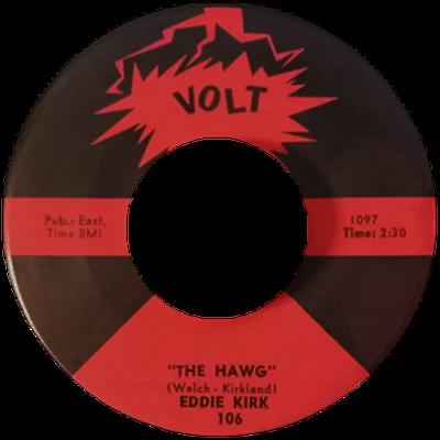 Eddie Kirk - The Hawg