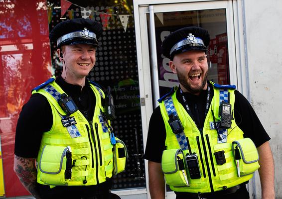 copyright Ex Micheal Dudley West Yorkshire Police_Projekt mit Dortmunder und Leedser Jugendlichen_Etta Gerdes_Klaus Pfeiffer