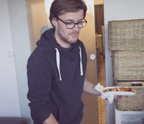 Snack-box fürs Büro