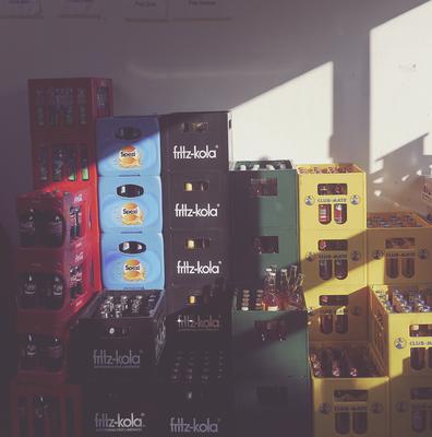 Snackbox fürs Büro