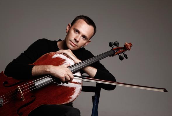 Alexis Descharmes violoncelle