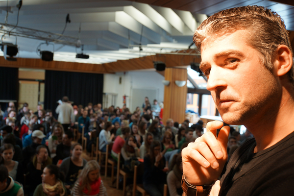 Daniel Jaworski / Foto: Eckhard Müller 2013 / #Georg-Christoph-Lichtenberg-Gymnasium