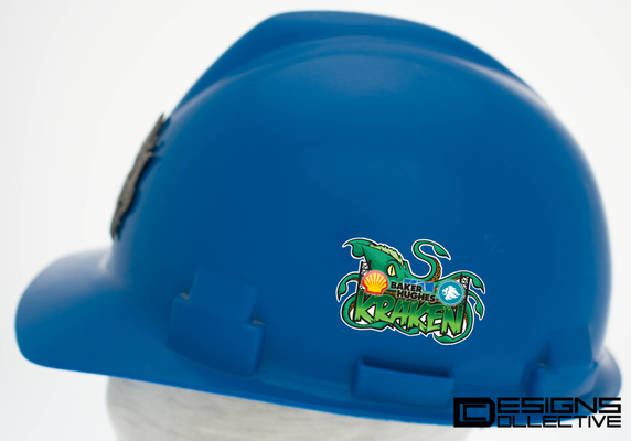 hardhat design Shell Baker Hughes Expro for Seajacks