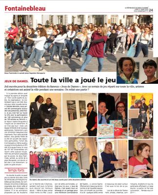 La Republique de Seine et Marne - 21 mars