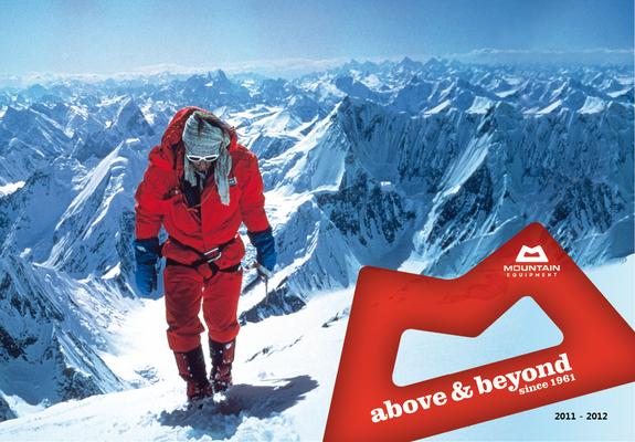 Mountain Equipment Katalog 2011-12