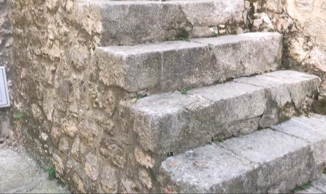 steps ;-)