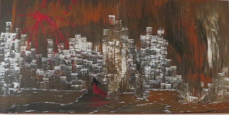 Bild Nr 157 (100x50x3,8 cm)