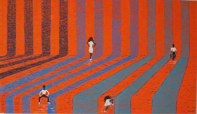 Bild Nr 159 (120x70x3,8 cm)