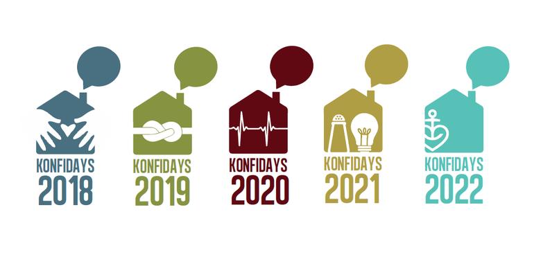 veränderbares Logo für die ev. Jugend Oldenburg
