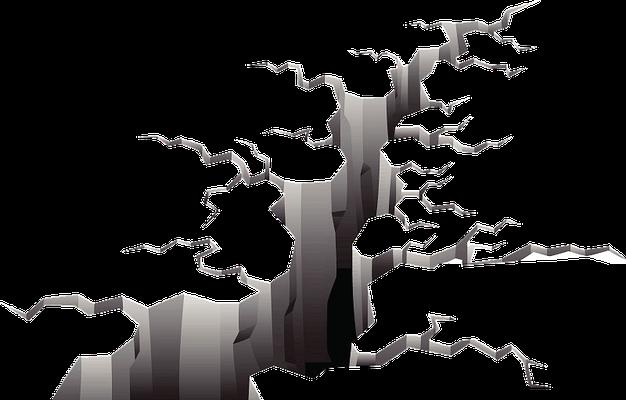 Les tremblements de terre sont la plupart du temps associés aux éclairs, aux voix puissantes et aux coups de tonnerre. Ensemble ils décrivent une situation angoissante annonciatrice de grands bouleversements pour la terre.