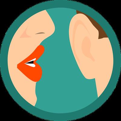 Si nous rejetons la médisance et décidons de ne plus tendre l'oreille aux ragots, nous nourrirons notre esprit avec des paroles bien plus intéressantes, bien plus constructives et bénéfiques pour tout le monde !