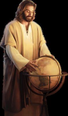 Je publierai le décret: Jéhovah m'a dit: Tu es mon Fils, je t'ai engendré aujourd'hui, Demande, et je te donnerai les nations pour héritage, pour domaine les extrémités de la terre. Tu les briseras avec un sceptre de fer, tu les mettras en pièces.