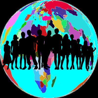 Esaïe a prophétisé que dans la période finale des jours, toutes les nations afflueront en foule vers Sion ou Jérusalem, la montagne Sainte, symbole du vrai culte et d'allégeance au règne messianique. Des peuples nombreux unis dans la paix et la fraternité