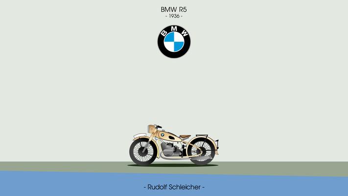 Bmw 1936 R5