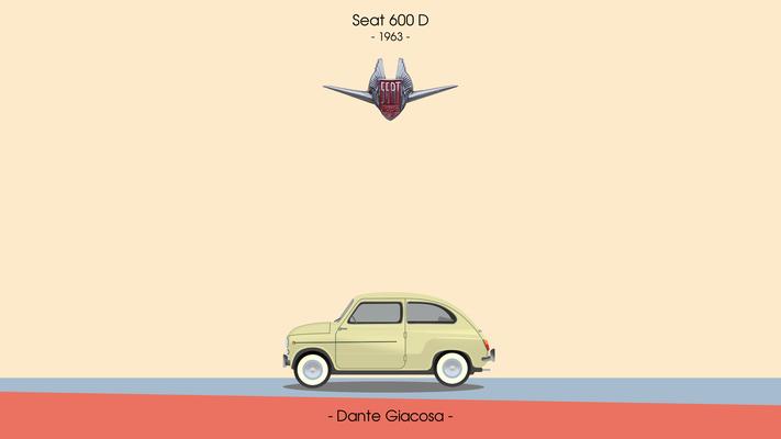 Seat 600D 1963 1963