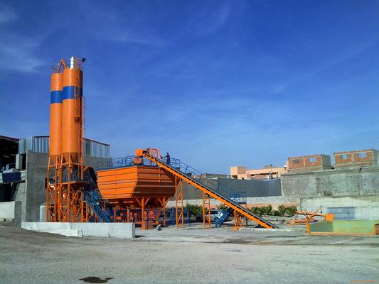 Centrales de concreto para piezas de hormigón