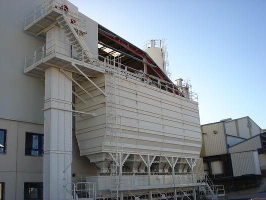 Centrales de hormigón para prefabricados