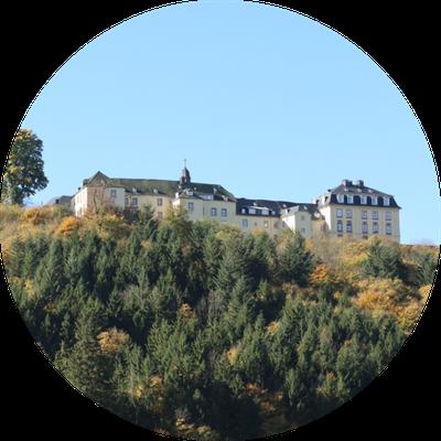 Schloss Wittgenstein - Ferienwohnung und Monteurwohnung in Bad Laasphe
