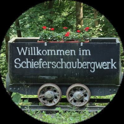 Schieferbergwerk Raumland - Ferienwohnung und Monteurwohnung in Bad Laasphe