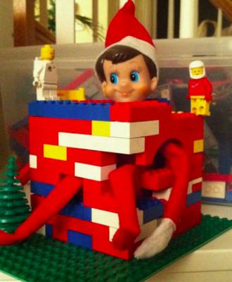 The elf on the shelf - yayapans Webseite!