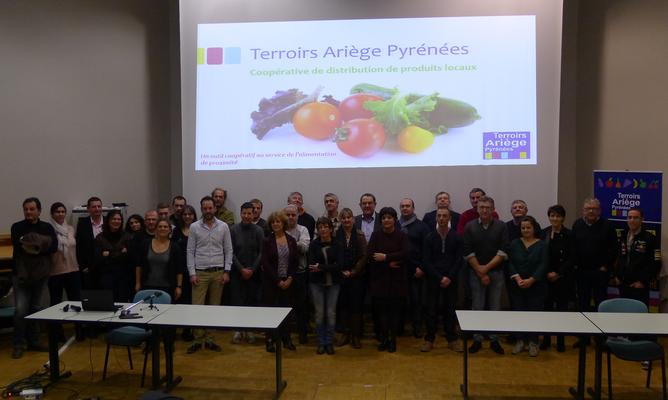 Le Lycée agricole de Pamiers a accueilli les 40 participants à la soirée