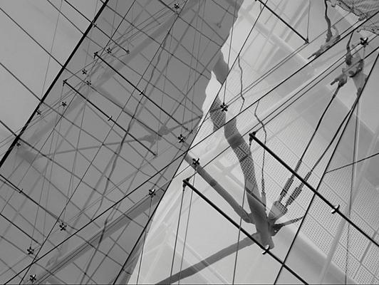 Luxembourg | Kirchberg | Detail Facade | Oct 2007