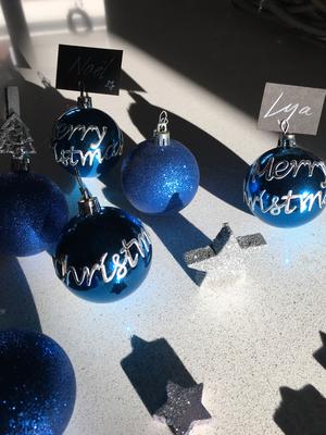 Weihnachtsgeschenk mit style