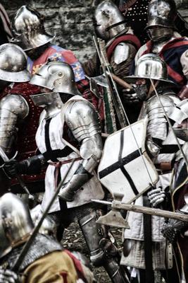 An der Seite meines Hauptmanne sin der Schlacht von Soest