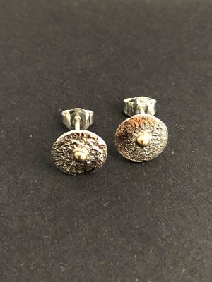 Wilma van den Hoek Edelsmid Maasluis oorbellen zilver
