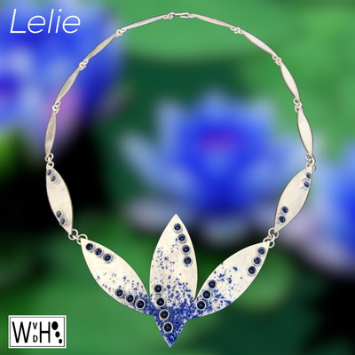 Lelie Wilma van den Hoek maassluis edelsmid zilver