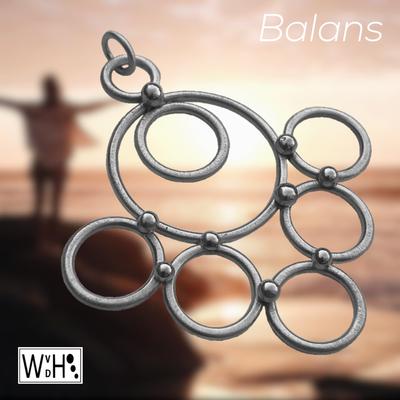 Edelsmid Wilma van den Hoek Hanger Balans