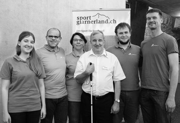 """Nominiert in der Kategorie """"Teams"""": TB Glarus 11 Kärpf (Foto by: Florian Weber, https://www.lightwanted.com/events#/20190503_sportgala2019/)"""