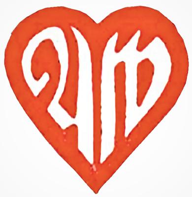 Das erste Logo der Arbeiterwohlfahrt von 1924