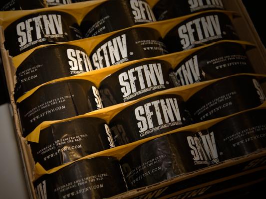 folien-fabrik / SFTNV® / Verpackungsdesign