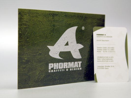 folien-fabrik / Phormat-A / Corporte Identity
