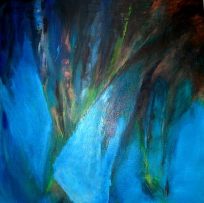 Astral  |  Acryl  |  140 x140  |  2004