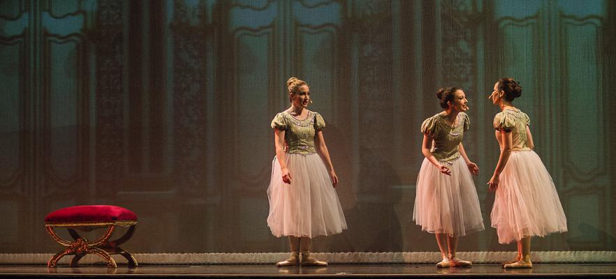 """als """"Giry"""" in """"Das Phantom der Oper"""" Tour '16/'17"""