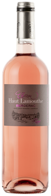 Château Haut Lamouthe Bergerac rosé