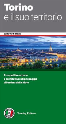 Copertina Guida Verde Touring Club Torino e il suo territorio